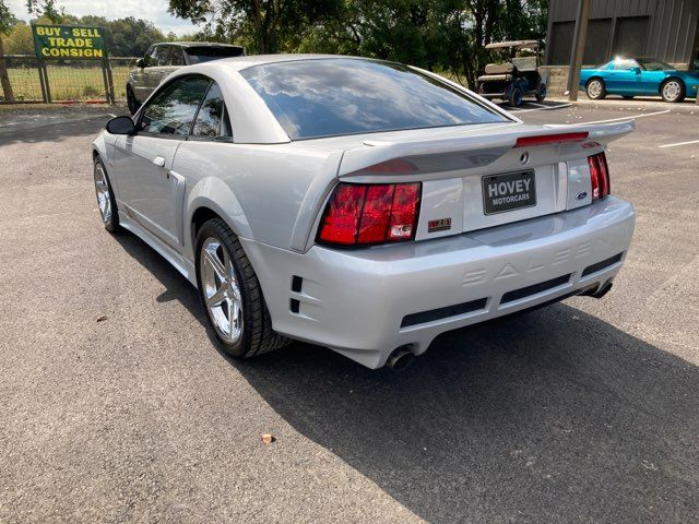 2002 Ford Mustang SALEEN S281 S/C in Boerne, Texas 78006