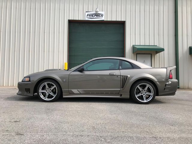 2002 Ford Mustang GT SALEEN