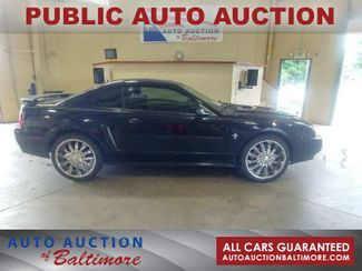 2002 Ford MUSTANG  | JOPPA, MD | Auto Auction of Baltimore  in Joppa MD