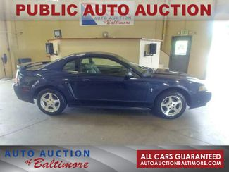 2002 Ford MUSTANG    JOPPA, MD   Auto Auction of Baltimore  in Joppa MD