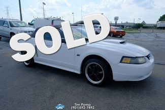 2002 Ford Mustang in Memphis Tennessee