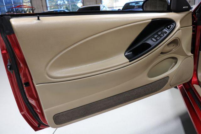 2002 Ford Mustang Premium Merrillville, Indiana 21