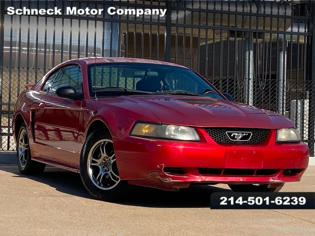 2002 Ford Mustang Deluxe in Plano, TX 75093