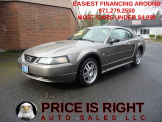 2002 Ford Mustang Standard in Portland OR, 97230