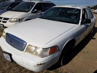 2002 Ford Police Interceptor Base in Orland, CA 95963