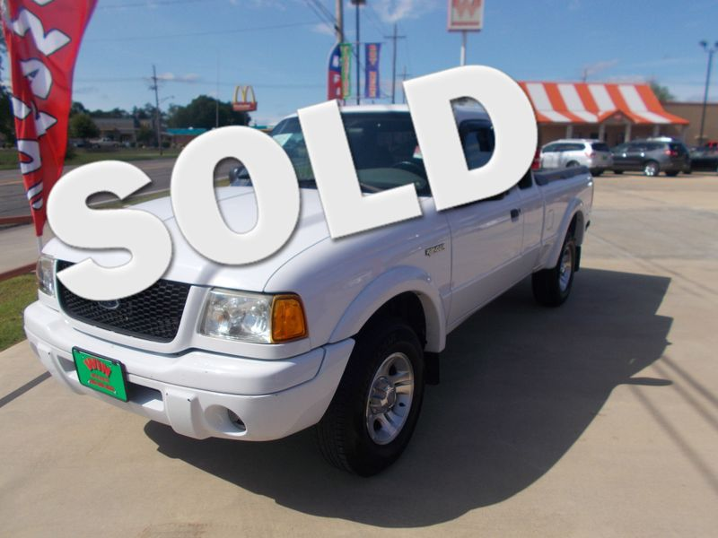 2002 Ford Ranger XL Fleet | Gilmer, TX | Win Auto Center, LLC in Gilmer TX