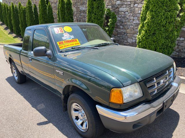 2002 Ford Ranger XLT Appearance in Knoxville, Tennessee 37920
