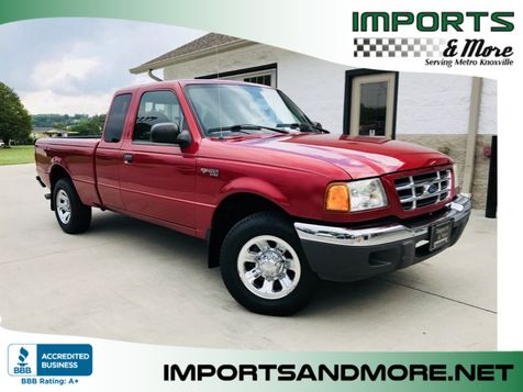 2002 Ford Ranger XLT V6 Supercab in Lenoir City, TN
