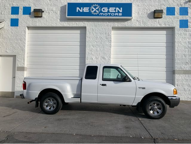 2002 Ford Ranger XL SuperCab 2WD - 361A LINDON, UT 2