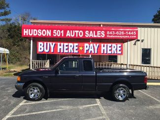 2002 Ford Ranger XLT SuperCab 2WD - 381A | Myrtle Beach, South Carolina | Hudson Auto Sales in Myrtle Beach South Carolina
