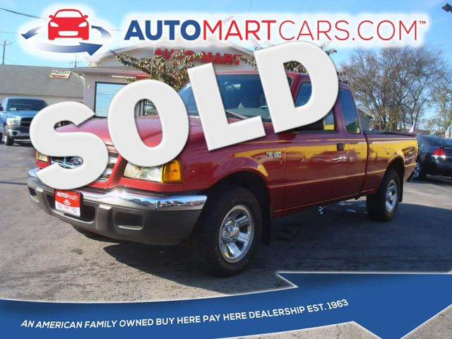 2002 Ford Ranger XLT Appearance   Nashville, Tennessee   Auto Mart Used Cars Inc. in Nashville Tennessee