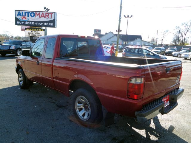 2002 Ford Ranger XLT Appearance in Nashville, Tennessee 37211
