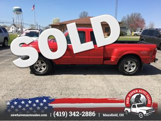 2002 Ford RANGER SUPER CAB 4X4 in Mansfield, OH 44903