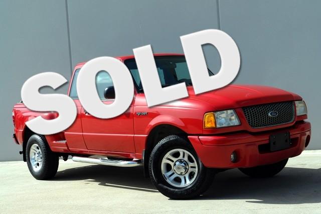 2002 Ford Ranger Ext Cab Edge