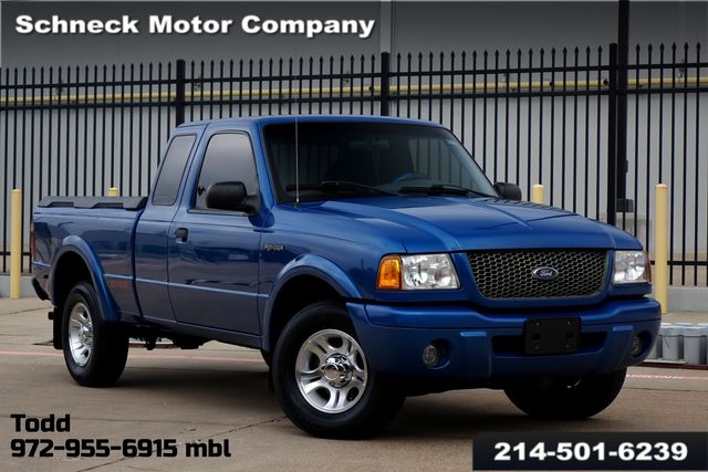2002 Ford Ranger Edge XL