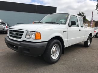 2002 Ford Ranger XL 4D Extended Cab in San Diego, CA 92110