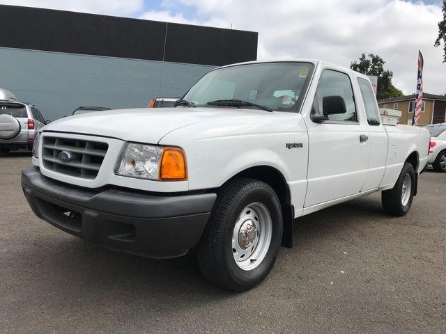 2002 Ford Ranger XL 4D Extended Cab