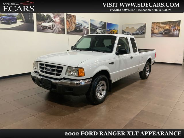 2002 Ford Ranger XLT Appearance in San Diego, CA 92126