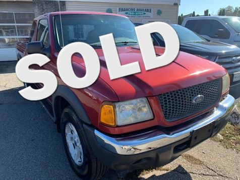 2002 Ford Ranger XLT  in West Springfield, MA