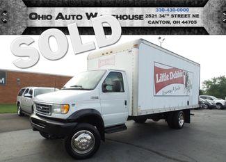 2002 Ford Super Duty E-550 E550 7.3L PowerStroke Turbo Diesel Box Utility Truck  | Canton, Ohio | Ohio Auto Warehouse LLC in  Ohio