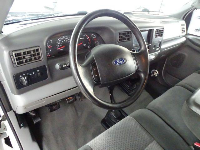 2002 Ford Super Duty F-250 XLT 7.3L Flatbed 4x4 Corpus Christi, Texas 16