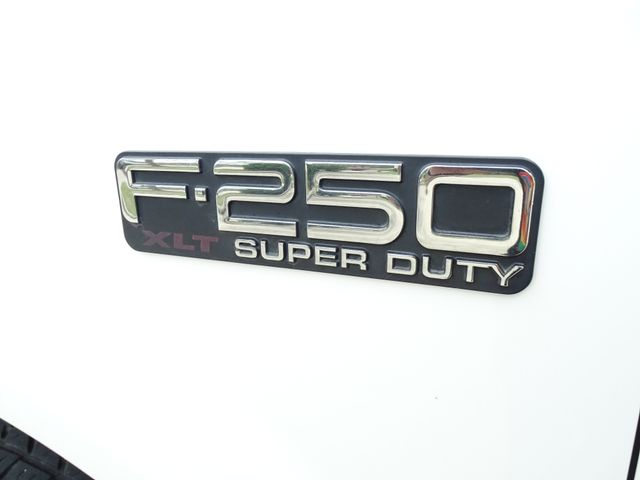 2002 Ford Super Duty F-250 XLT 7.3L Flatbed 4x4 Corpus Christi, Texas 8