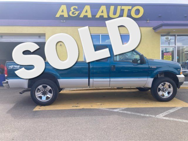 2002 Ford Super Duty F-250 XLT in Englewood, CO 80110