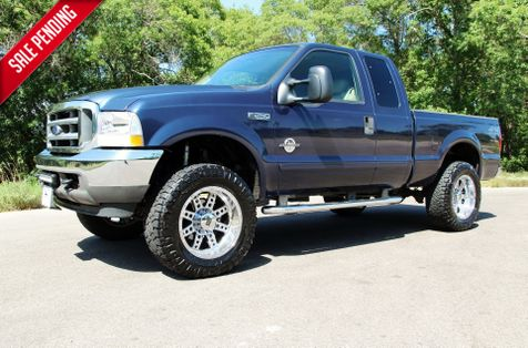 2002 Ford Super Duty F-250 Lariat - 4x4 - LOW MILES in Liberty Hill , TX