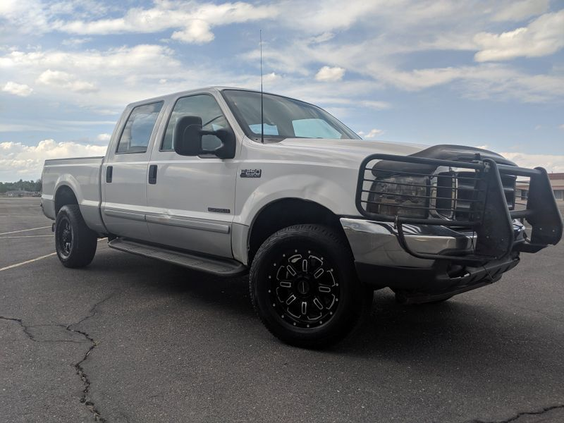 2002 Ford Super Duty F-250 XLT  Fultons Used Cars Inc  in , Colorado
