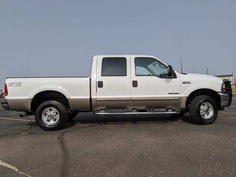 2002 Ford Super Duty F-250 Lariat 4X4 73L Diesel  Fultons Used Cars Inc  in , Colorado