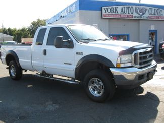 2002 Ford Super Duty F-250 Lariat  city CT  York Auto Sales  in West Haven, CT