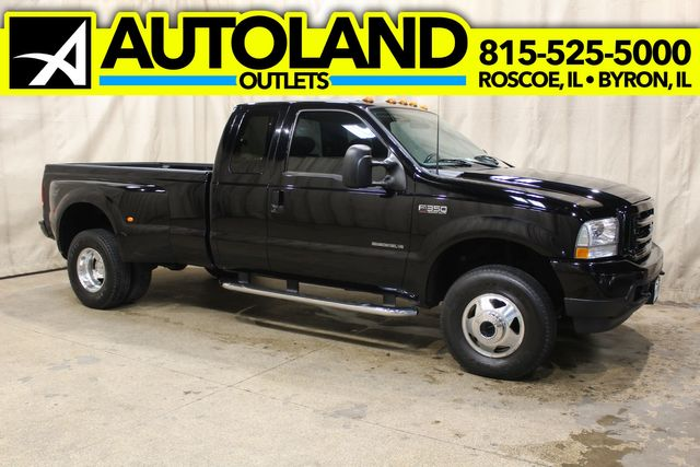 2002 Ford Super Duty F-350 Diesel 4x4 BFT SPORT PACKAGE XLT