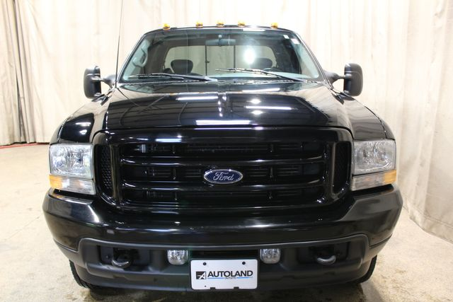 2002 Ford Super Duty F-350 Diesel 4x4 BFT SPORT PACKAGE XLT in Roscoe, IL 61073