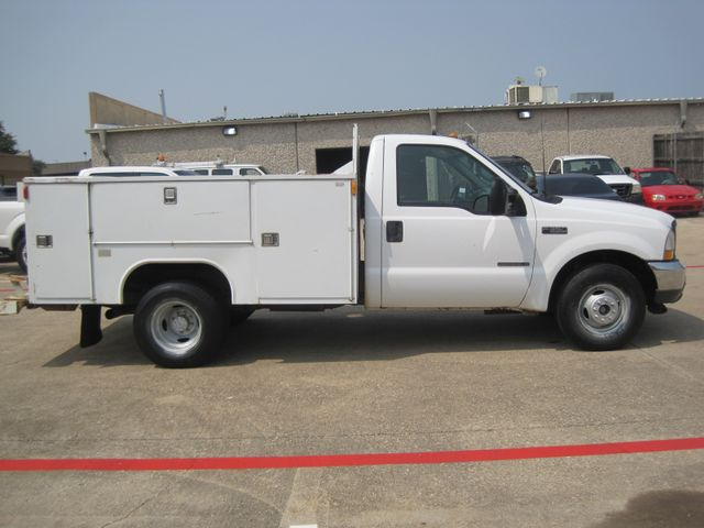 2002 Ford F350 DRW,Service/Utility, 1 Owner 7.3 Diesel, L@@k ONLY 95k Miles in Plano Texas, 75074