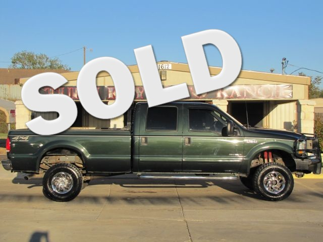 2002 Ford Super Duty F-350 SRW Lariat