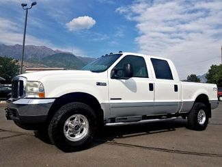 2002 Ford Super Duty F-350 SRW Lariat LINDON, UT 1