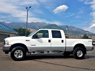 2002 Ford Super Duty F-350 SRW Lariat LINDON, UT 2