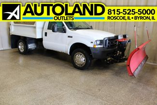 2002 Ford Super Duty F-450 Dump XL in Roscoe IL, 61073