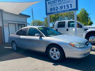 2002 Ford Taurus SES Standard     LOT B Chico, CA