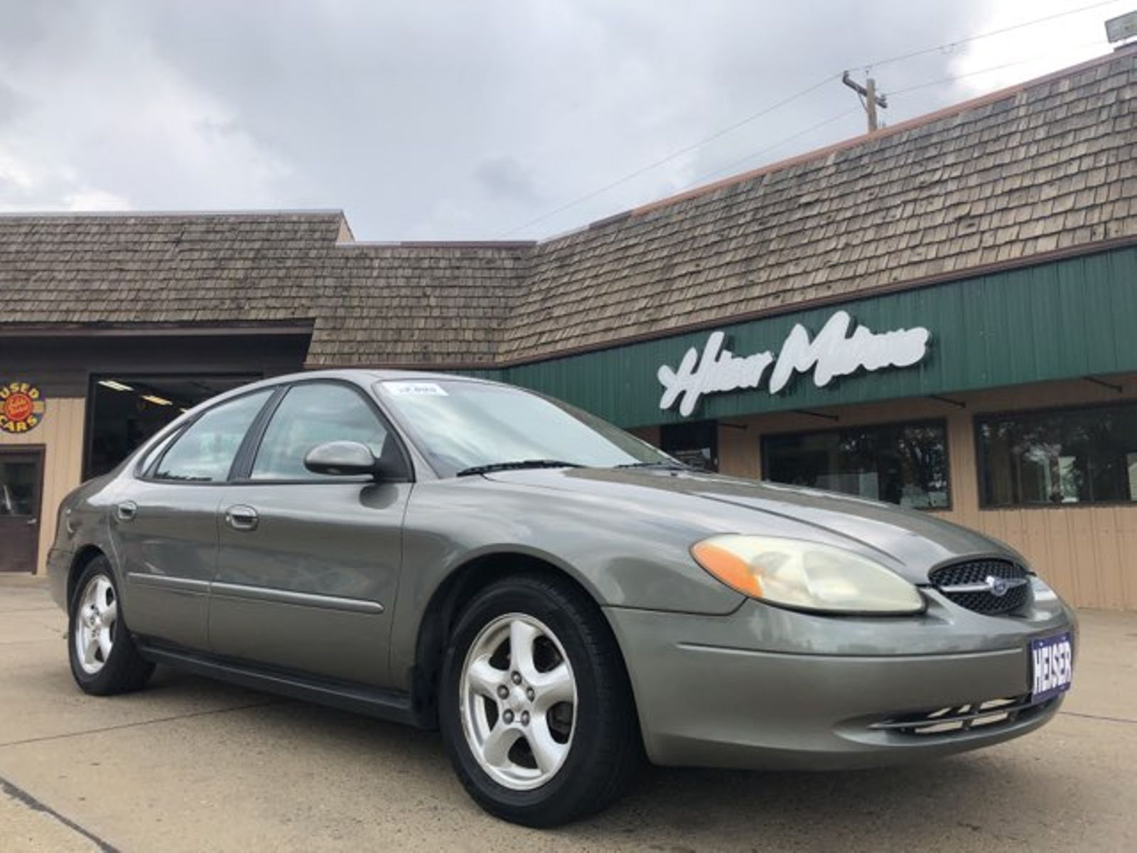 2002 ford taurus se standard city nd heiser motors in dickinson