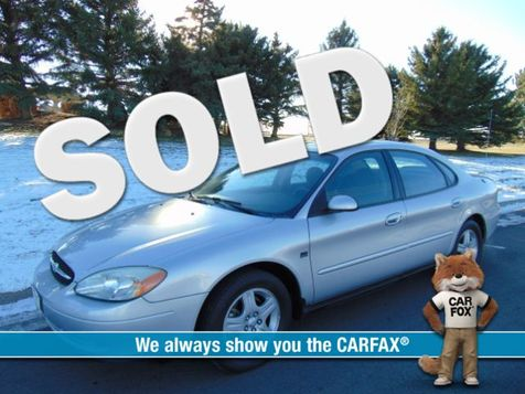 2002 Ford Taurus SEL Deluxe in Great Falls, MT