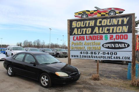 2002 Ford Taurus SES Standard in Harwood, MD