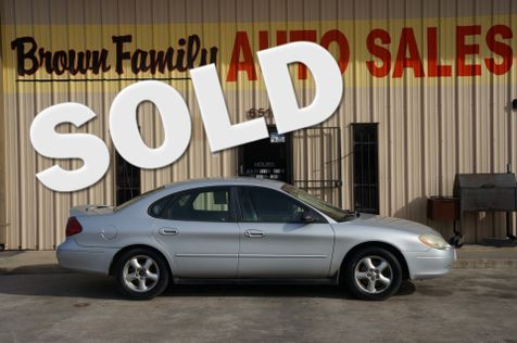 2002 Ford TAURUS SES   Houston, TX   Brown Family Auto Sales in Houston, TX