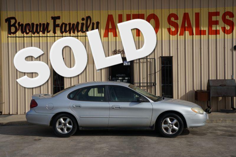 2002 Ford TAURUS SES   Houston, TX   Brown Family Auto Sales in Houston TX
