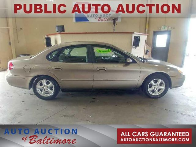 2002 Ford TAURUS SES in JOPPA MD