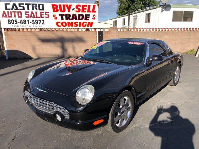 2002 Ford Thunderbird w/Hardtop Premium in Arroyo Grande, CA 93420