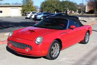 2002 Ford Thunderbird Premium in Austin, Texas 78726