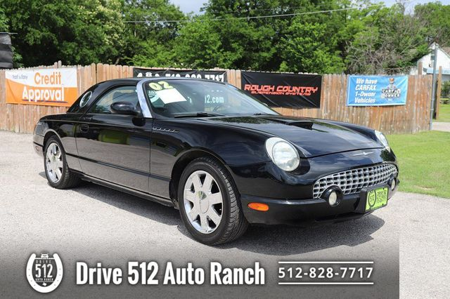 2002 Ford THUNDERBIRD RARE FIND LOW MILES