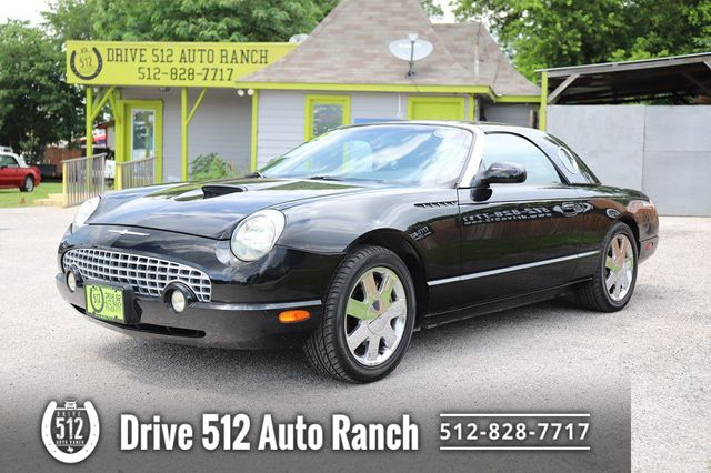 2002 Ford THUNDERBIRD RARE FIND LOW MILES in Austin, TX 78745