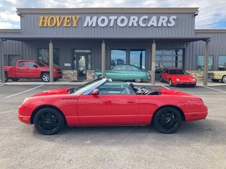 2002 Ford Thunderbird w/Hardtop Premium 1of 3791 Made in Boerne, Texas 78006